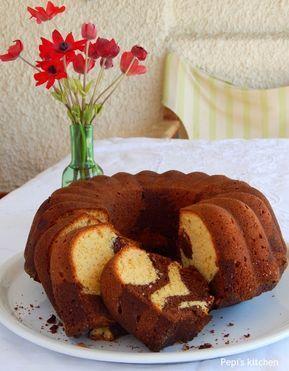 Pepi's kitchen: Κέικ μαρμπρέ