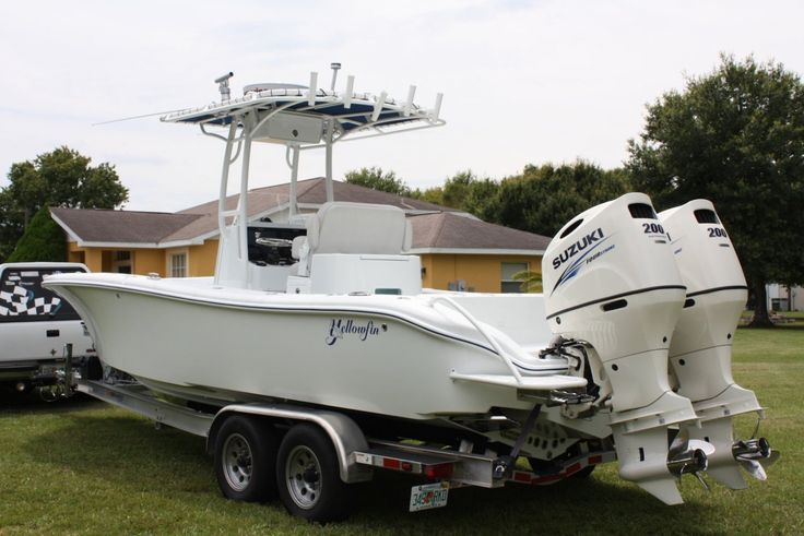 Won the Lottery Boat -- 2016 yellowfin 26 hybrid for sale - The Hull Truth - Boating and Fishing Forum
