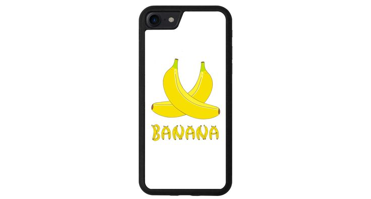 Banana iphone 4 5 6 7 samsung S3 S4 S5 S6 S7 S8 edge note plus LG G3 G4 G5 G6 Moto G G2 E X Play Z HTC  5X 6P  Sony Pixel cas de la boutique MeMCase sur Etsy