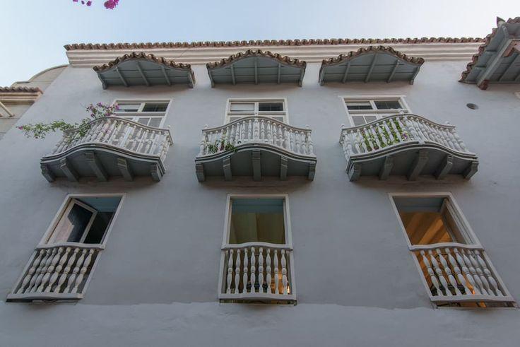 Mansion Colonial, Centro Historico - Casas en alquiler en Cartagena