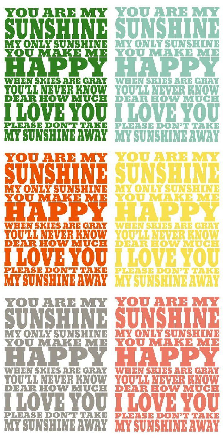 Tu eres mi Sol