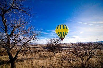 Hot balloon trip at Cappadocia Turkey