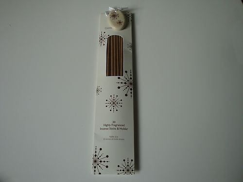 Colony Christmas Golden Shimmer Highly Fragranced Incense Sticks Pack of 20 | eBay