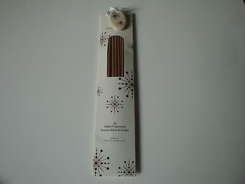 Colony Christmas Golden Shimmer Highly Fragranced Incense Sticks Pack of 20 | eBay