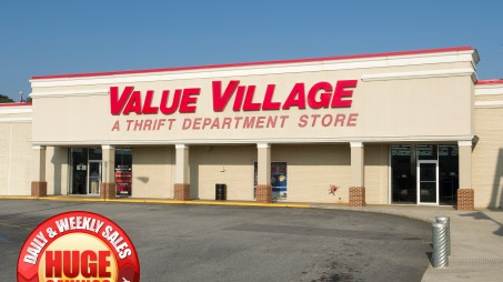 Best Value Village Thrift Store Our hours are Monday through Saturday 9 am - 9 pm & Sunday 10 - 6pm 1374 Moreland Ave. Atlanta, GA 30316 - is best one.