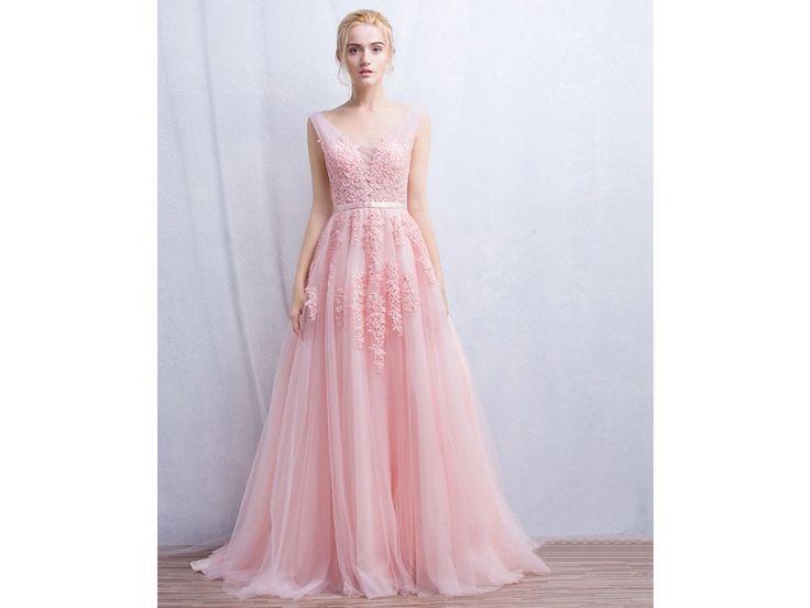Luxusní společenské šaty, 5 barev, NA MÍRU.