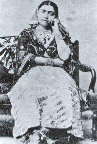 Gauhar Jan [c.1896]
