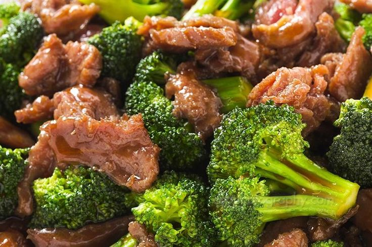 Chinese Beef and Broccoli Stir-Fry
