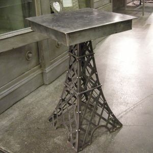 Delicieux Eiffel Tower Side Table Shapeyourminds