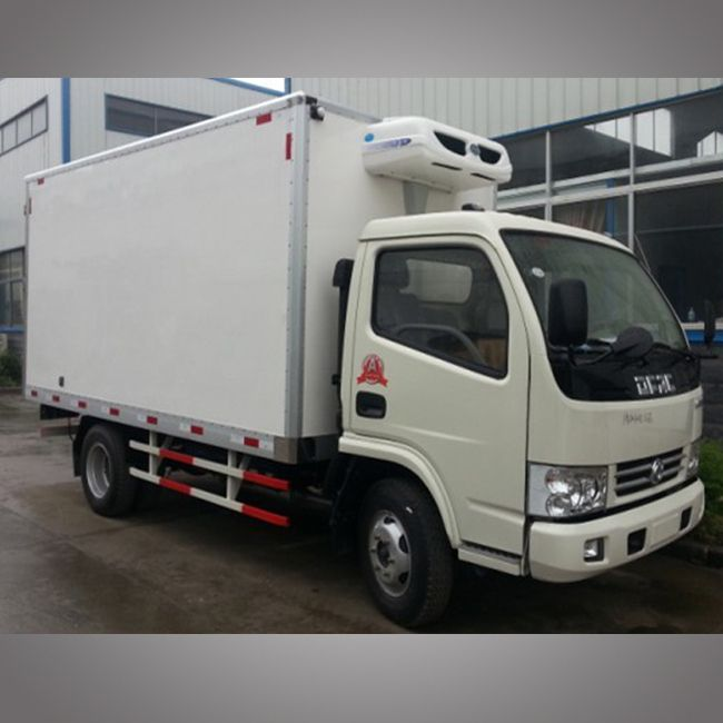 Dongfeng 4x2 Meat Transport Refrigerated Truck Body /Refrigerated Truck Box /Mini Refrigerated Truck