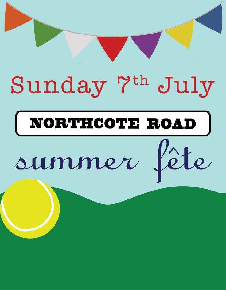 Northcote Road Summer Fete