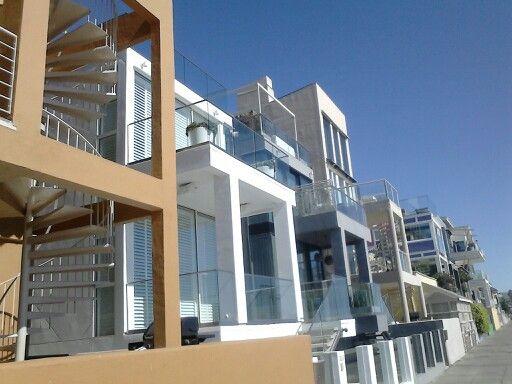 Cubes. Santa Monica. California.