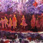 «42 μίλια δρόμος», Ειρήνη Παγώνη – Λούτη | Η έκθεση που δημιουργείται στο χώρο όπου παρουσιάζεται