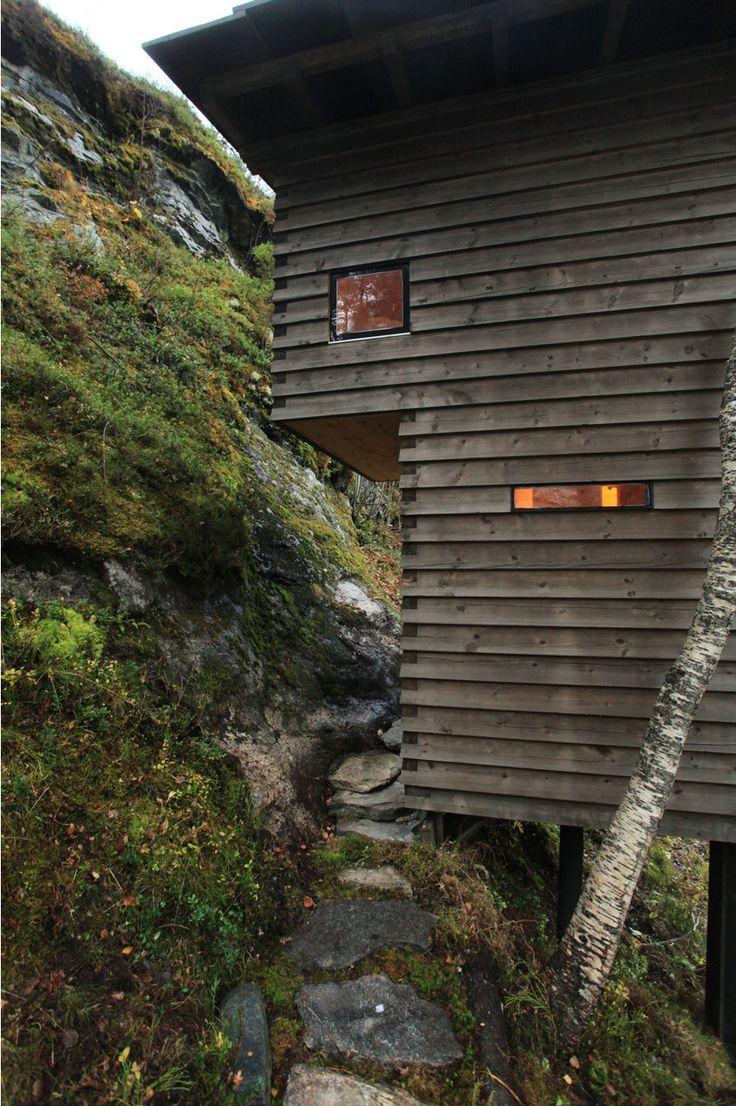 SUBTILITAS — Jensen & Skodvin - Juvet landscape hotel...