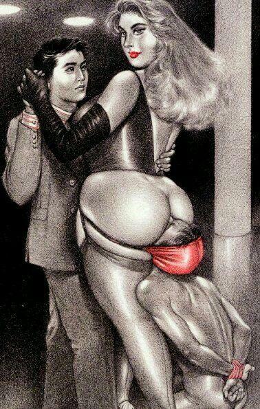 Dirty slut women