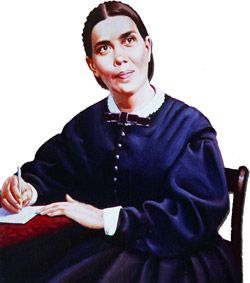 Ellen White- During her lifetime she wrote more than 5,000 periodical articles and 40 books;  She is the most translated woman writer in the entire history of literature, and the most translated American author of either gender. Her writings cover a broad range of subjects, including religion, education, social relationships, evangelism, prophecy, publishing, nutrition, and management.