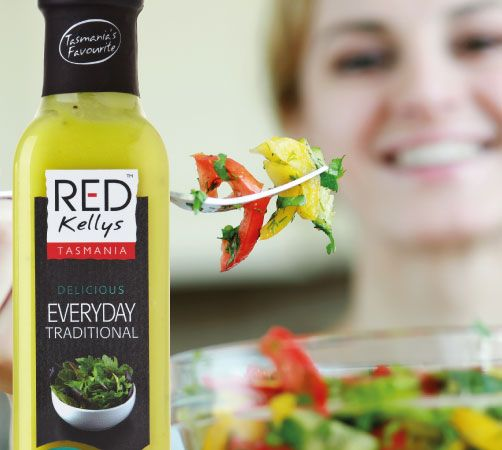 Fun fact about Red Kellys Tasmania's Traditional dressing - it contains a natural antioxidant known as 'natural deodorised Rosemary Extract.' A fancy way of saying the stuff is super healthy!