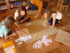 Montessori avec les 6-12 ans - blog ressources