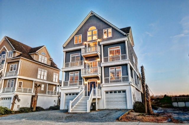 House vacation rental in North Topsail Beach from VRBO.com! #vacation #rental #travel #vrbo