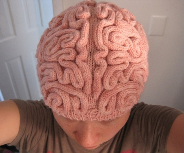 put your thinking cap on? lol!!