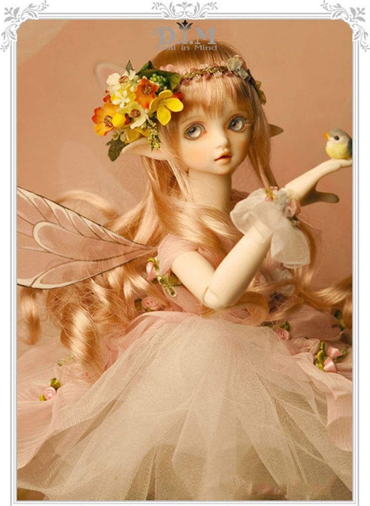 155.90$  Buy here - http://alixb2.worldwells.pw/go.php?t=32766296693 - Luts DIM Flowen BJD Dolls 1/4 Large Size BJD/SD joint resin kit yosd luts volks soom For Sale Best Birthday Gifts For Girls