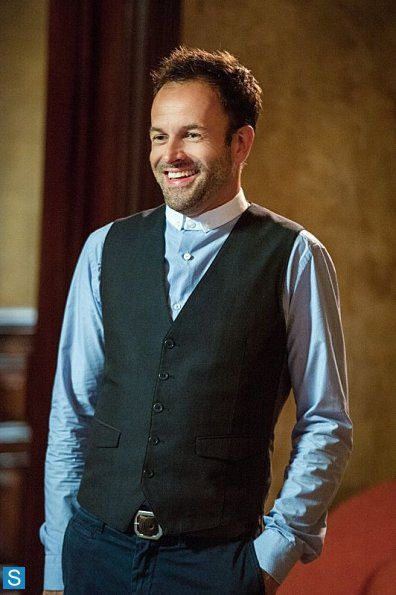 Jonny Lee Miller, Sherlock on Elementary. I like him as much as that other guy.