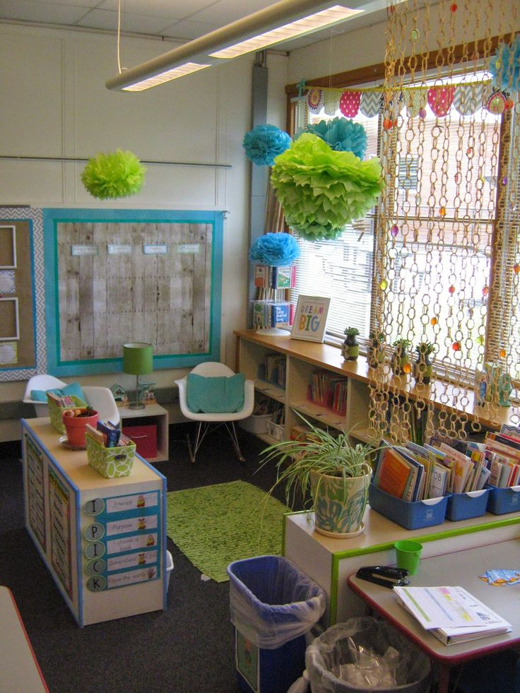 Bits of First Grade: Classroom Tour