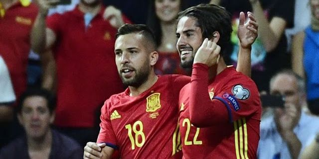Bolacasino88.com -  Bek kiri Barcelona Jordi Alba  mengucapkan kalau Isco merupakan salah satu pemain terbaik di dunia. Tetapi, dia tidak ...