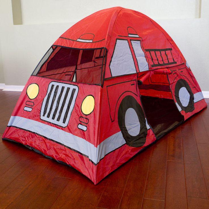 Fire Truck Tent #CenturyNovelty & 27 best Fireman/Firetruck images on Pinterest | Fire truck ...