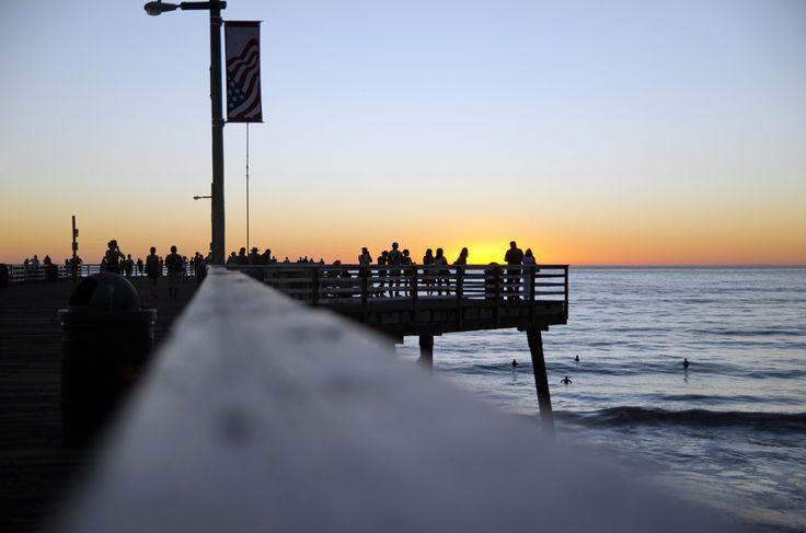Pebble Beach to Santa Monica