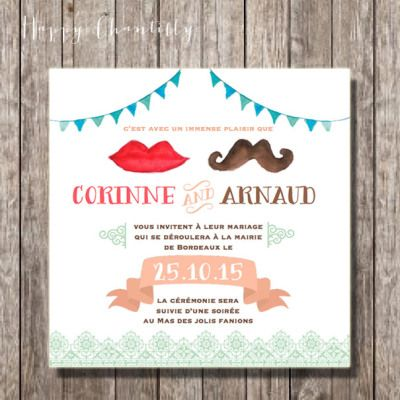 faire-part_mariage_vintage_moustache_peinture_aquarelle_happy_chantilly_2