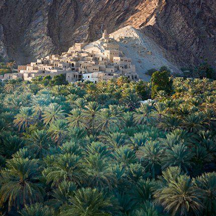 Le village de Birkat à Al Mawz
