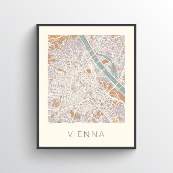 Wien Stadtplan Wien Stadtplan Wien Stadtplan Wiener Kunst Vienna