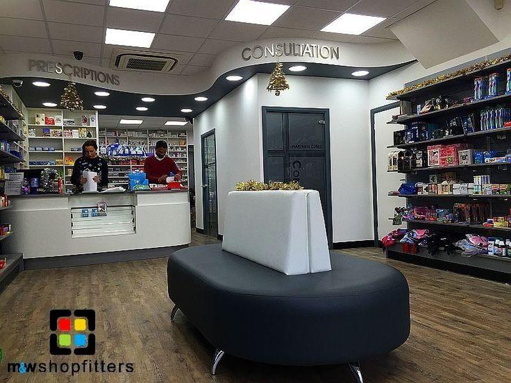 Pharmacy Shopfitters London MW SHOPFITTERS Pharmacy