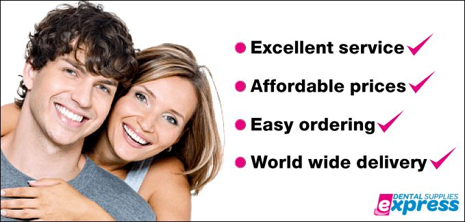Dentalsuppliesexpress.com  is the worldwide distributors of dental supplies in UK and also other country. We pride ourselves on delivering the best worldwide service to customers.