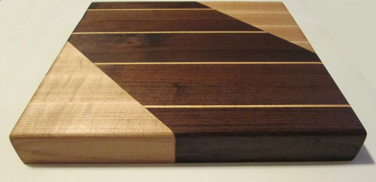 Maple end grain cutting board plans woodworking projects for Cutting board designs