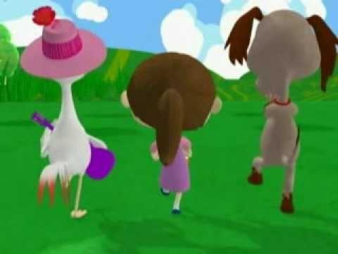 Gimnasia de Pancho , Juegos musicales para la primera infancia- YouTube