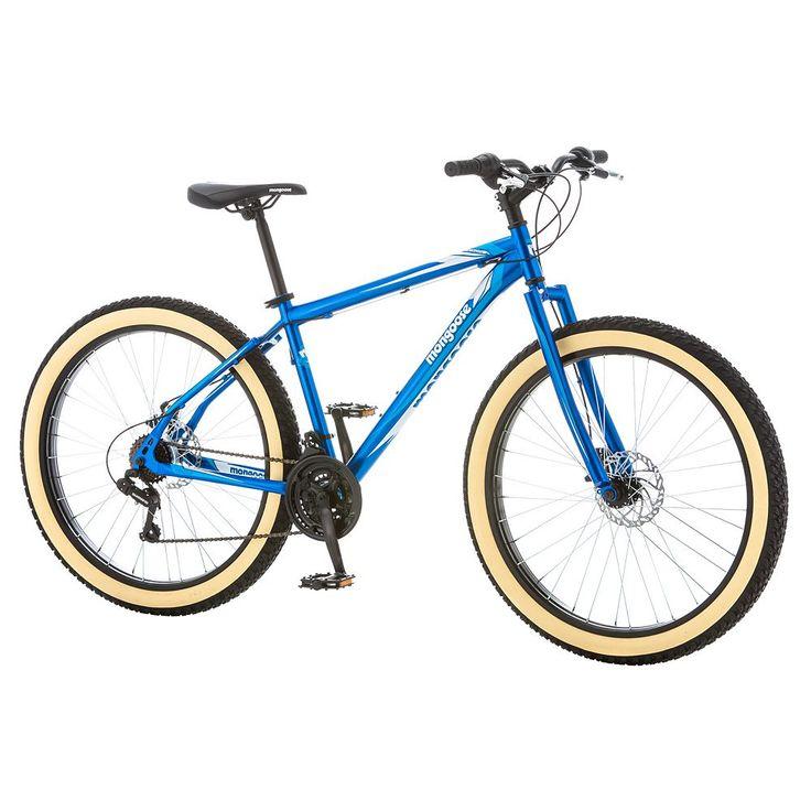 Men's Mongoose Rader 27.5-in. All-Terrain Bike, Blue