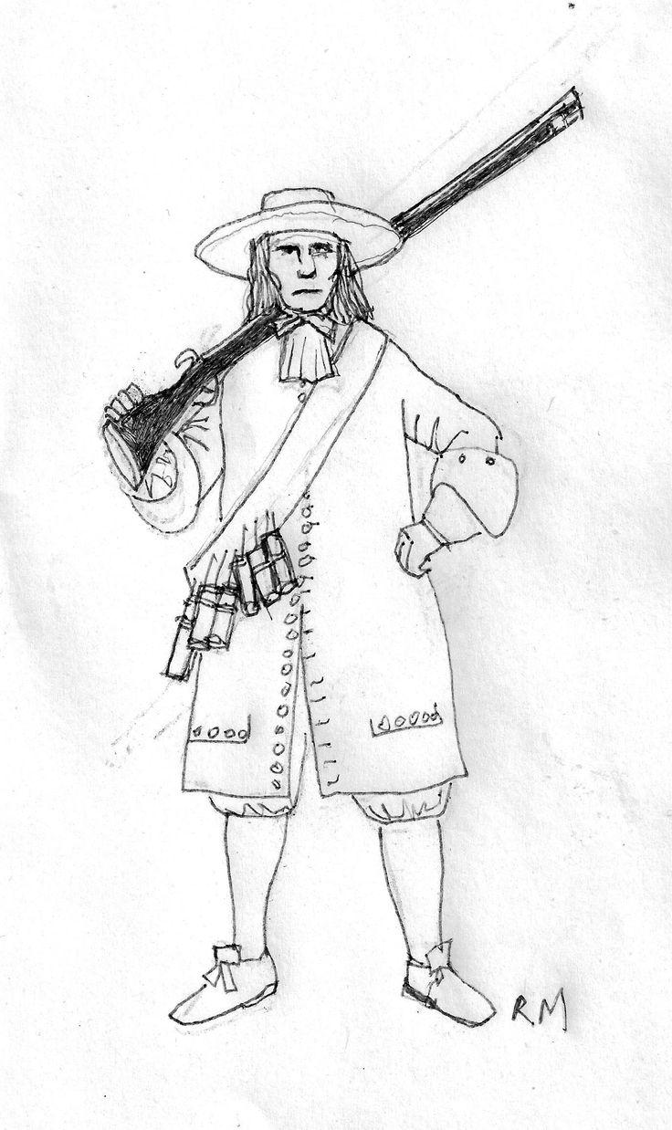Monmouth Rebel shot