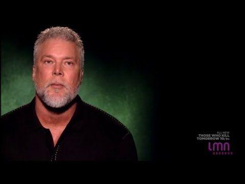 Kevin Nash on Celebrity Ghost Stories [11th April 2014]