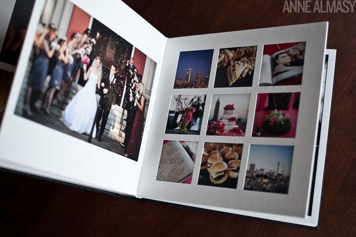 Queensberry Wedding Album | Anne Almasy Photography | www.queensberry.com | #wedding #album