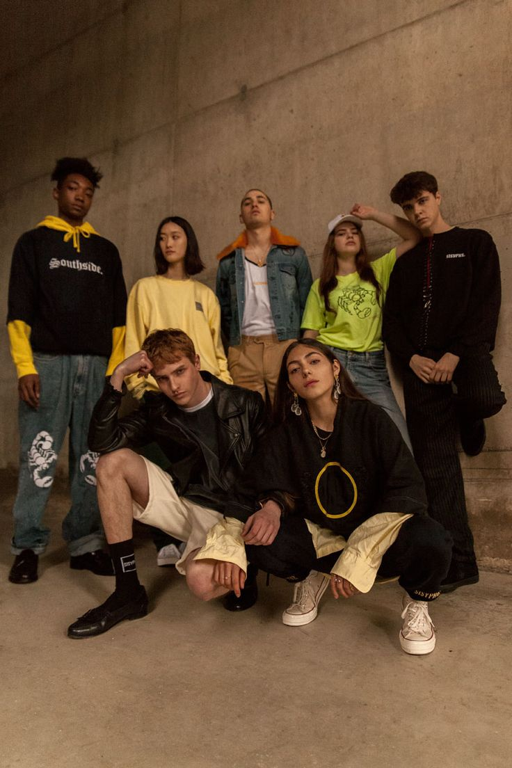 "New rules. New silhouette. New uniform. Spanish brand SISYPHE presents it's new collection ""SOUTHSIDE: Lost Boys 2016"" captured by Adriana Roslin and styled by ElPablo. Sisyphe won't tell who you are but who you are not. Bless The Rebel. Bless The Youth. Bless... »"