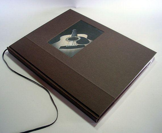 Custom Bound Blank Sheet Music Composer's by TransientBooks, $59.00