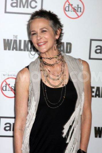 Melissa Macbride Carol in The Walking Dead. i love this lady!!