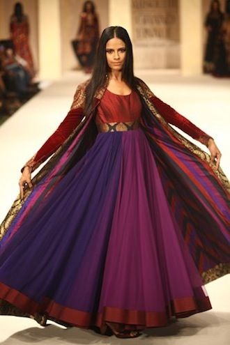 Rohit Bal http://www.rohitbal.com/ F/W 2012
