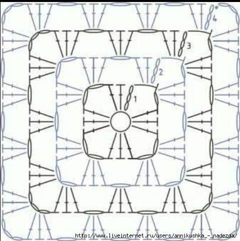 Estilo poncho con cuello alto y cuadrados de la abuela , mangas y laterales es un invento de secuencia de varetas y punto piña
