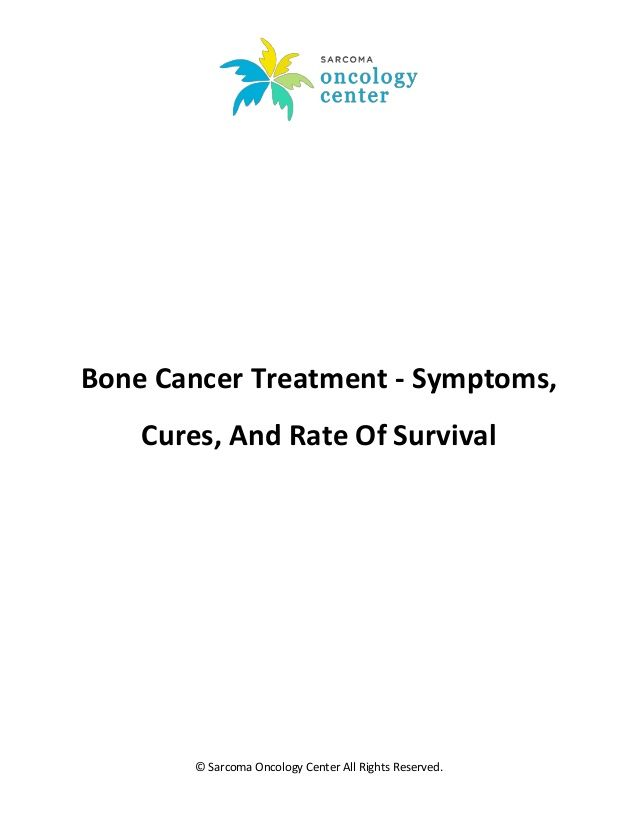 Learn how to prevent spreading of osteosarcoma cancer with various treatment options. Click here for more about your bone cancer treatment.