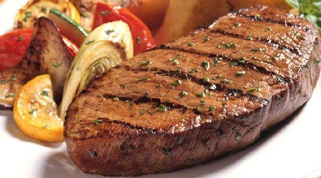 Как приготовить стейк из свинины