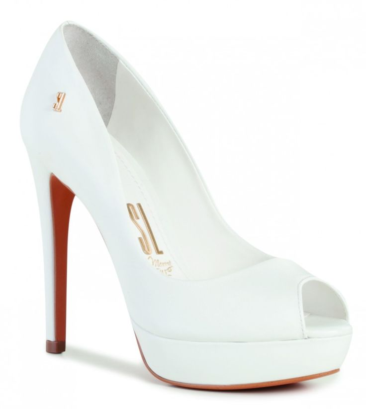 Sapato de Noiva | Santa Lolla Lança Linha Bridal