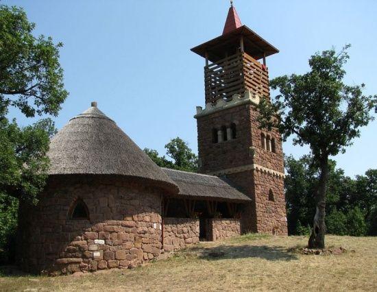 Alsóörs - Csere-hegyi kilátó